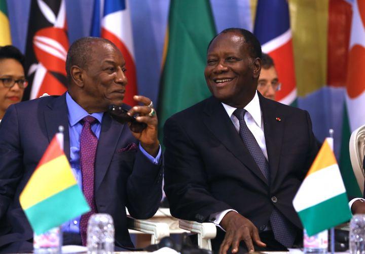 Abidjan et Conakry annoncent une Commission pour matérialiser leur frontière