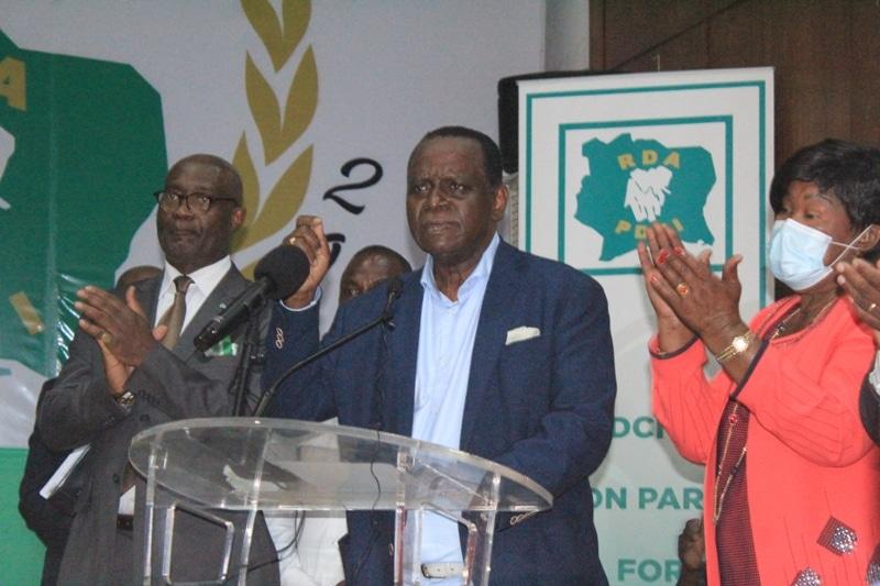 De retour à Abidjan, Bendjo remercie Ouattara et l'invite au dialogue avec Bédié