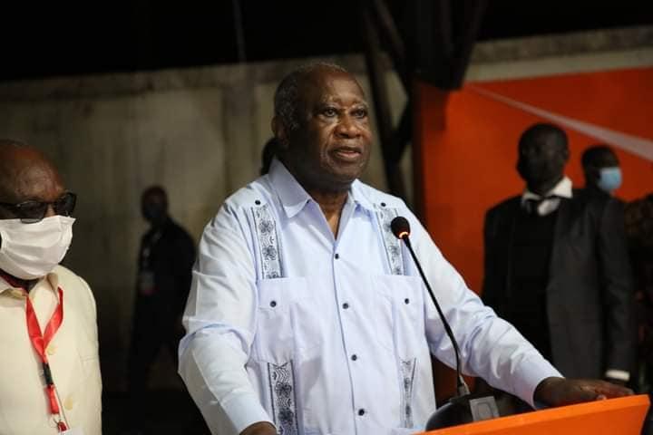 Gbagbo déclare être le seul à ne pas revendiquer être le fils d'Houphouët