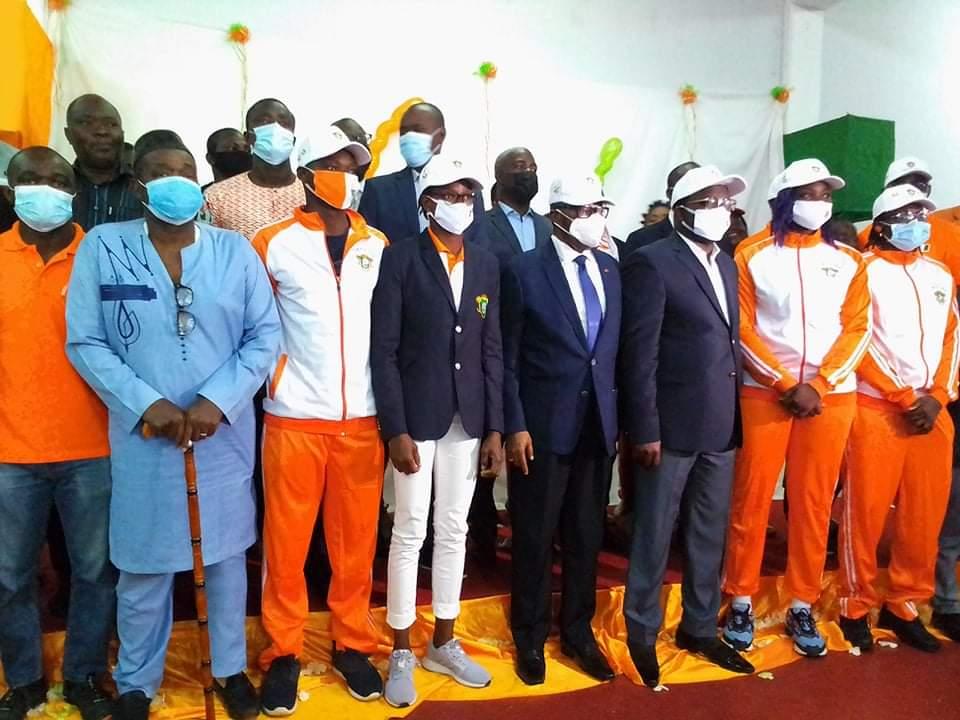 JO 2021 32 athlètes ivoiriens en lice à Tokyo
