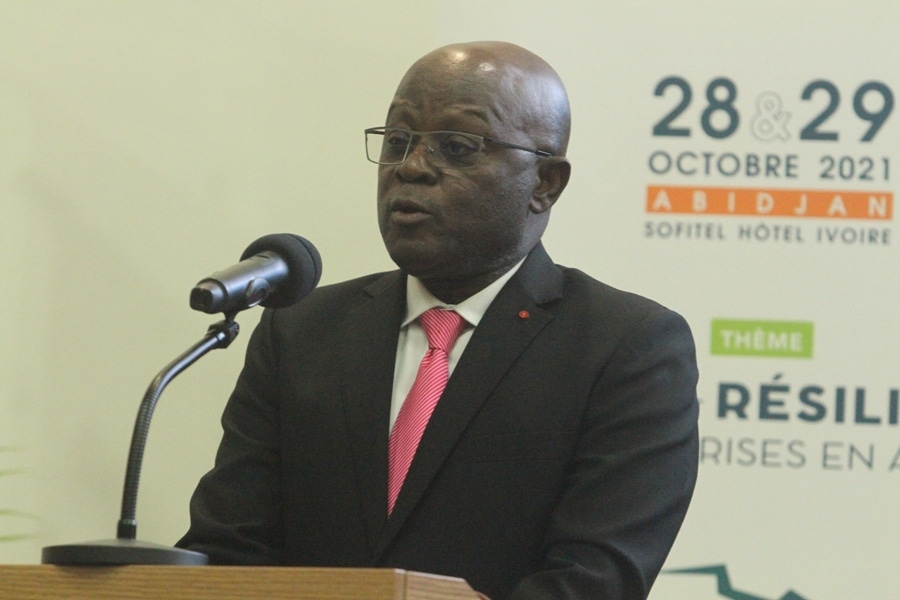Lancement à Abidjan du 9e forum économique Cgeci Academy