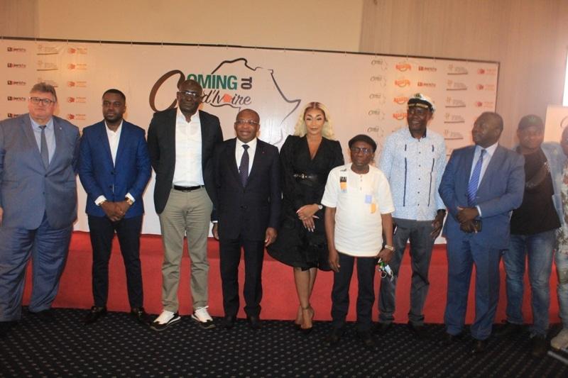 Lancement à Abidjan du Festival Coming To Côte d'Ivoire