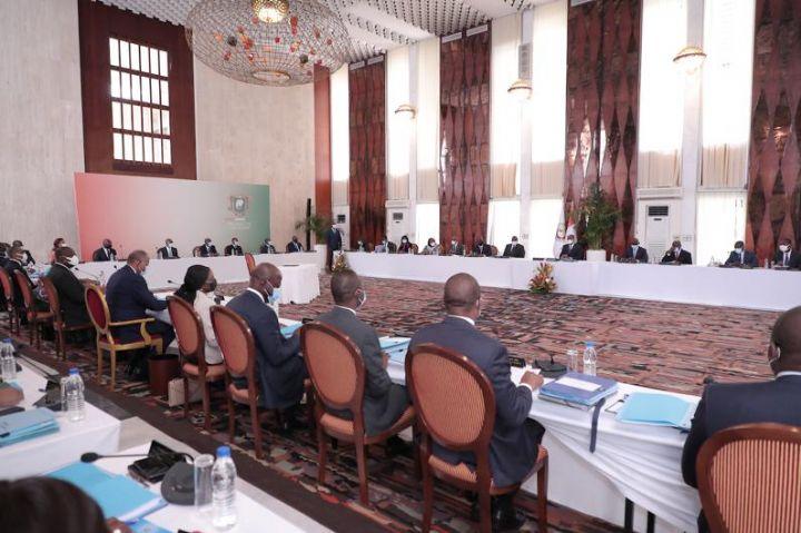 suspension du Conseil régional du Gbêkê